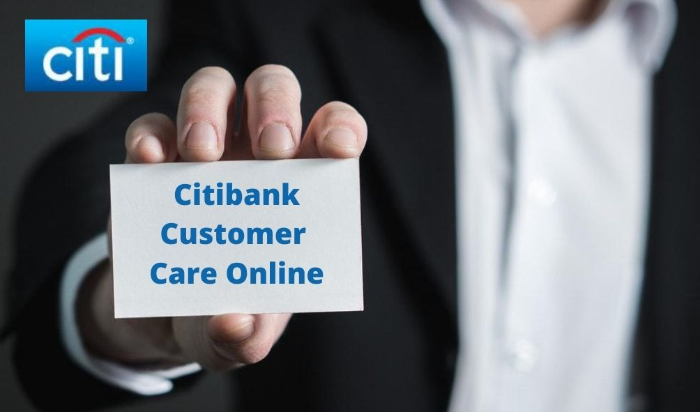 Citibank Customer Care Online