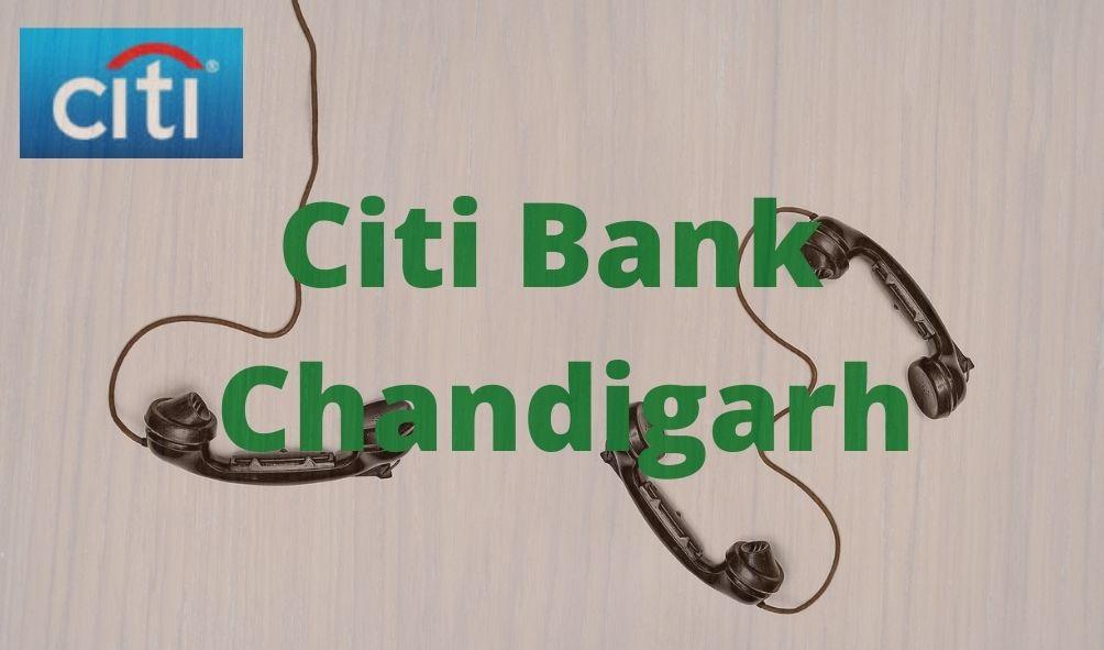 Citi Bank Chandigarh
